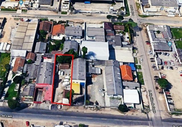 Terreno 770 m² no Boqueirão, R. Carlos de Laet, Próx. Vila Hauer Esporte Clube [875.002] - Foto 9