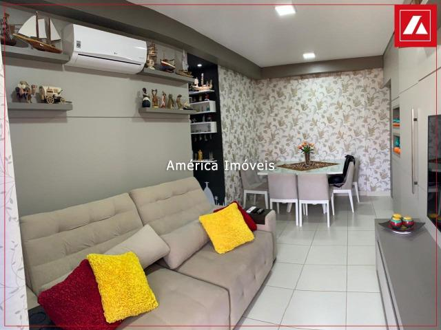 Apartamento Edificio Alvorada - 3/4, mobiliado, 2 vagas, Lindo apartamento - Foto 5