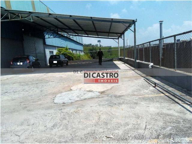 Galpão industrial para locação, cooperativa, são bernardo do campo - Foto 7