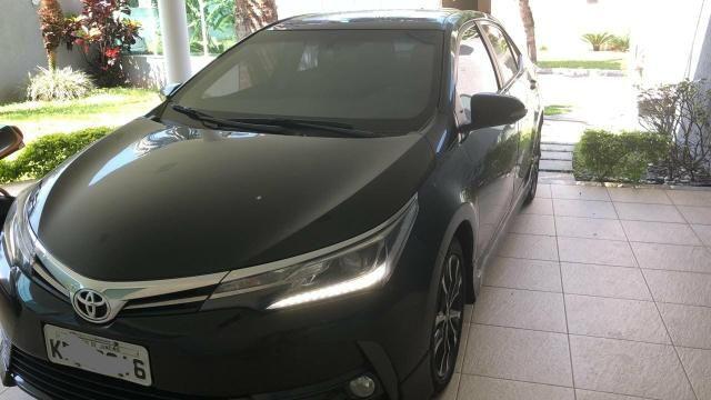 Toyota Corolla rxs Blindado top!