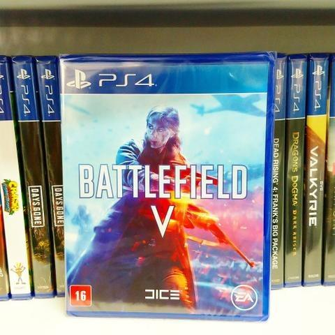 Ps4 Ultimas unidades Game Battlefield 5