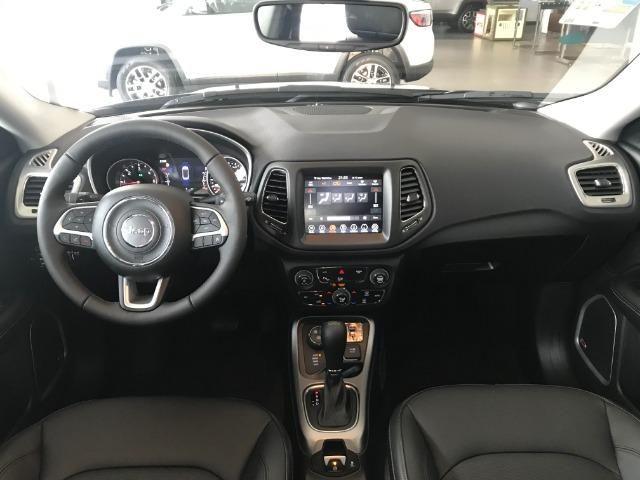 Compass Longitude Turbo Diesel 4x4 Auto 2019/2020 Zero KM!!! - Foto 6
