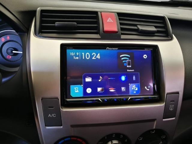 Honda City 2013 - Central Multimídia Pionner _Android Auto e Apple Carplay - Foto 6