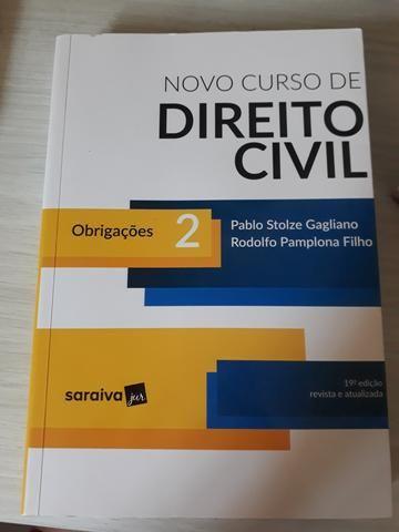 Livro de Direito Civil
