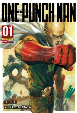One-Punch Man - Volume 1 Lacrado