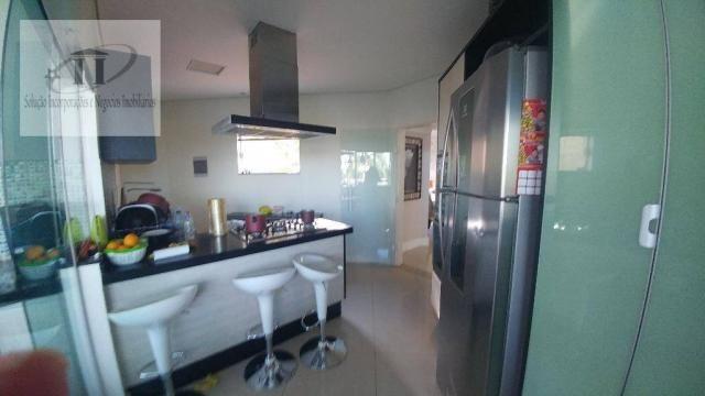 Casa com 4 dormitórios à venda, 560 m² por R$ 1.500.000,00 - Residencial Monte Belo - Sant - Foto 5