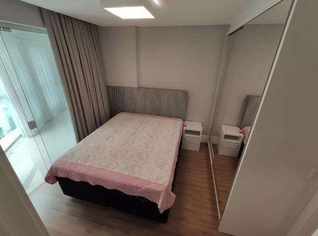 Apartamento Semi Mobiliado no Brava Beach, 4 suites 3 vagas, praia brava Itajai! - Foto 10