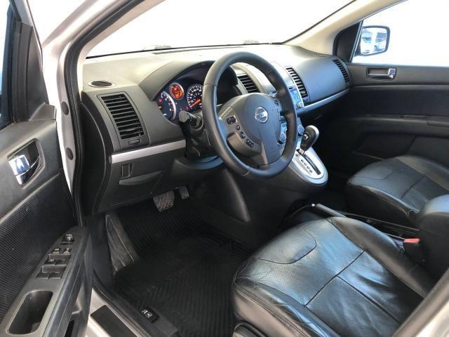 SENTRA 2012/2013 2.0 S 16V FLEX 4P AUTOMÁTICO - Foto 10
