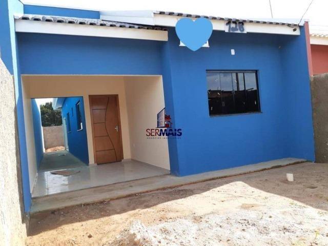 Casa à venda, por R$ 135.000 - Orleans Ji-Paraná I - Ji-Paraná/RO - Foto 2
