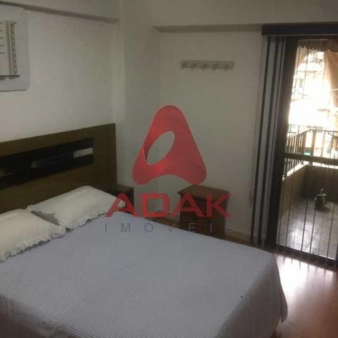 Apartamento para alugar com 1 dormitórios em Copacabana, Rio de janeiro cod:CPAP11341 - Foto 11