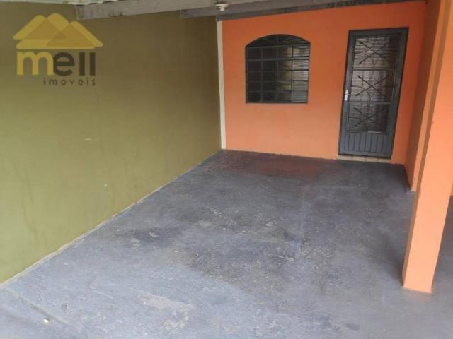 Casa com 2 dormitórios para alugar, 87 m² por R$ 650,00/mês - COHAB - Presidente Prudente/ - Foto 4
