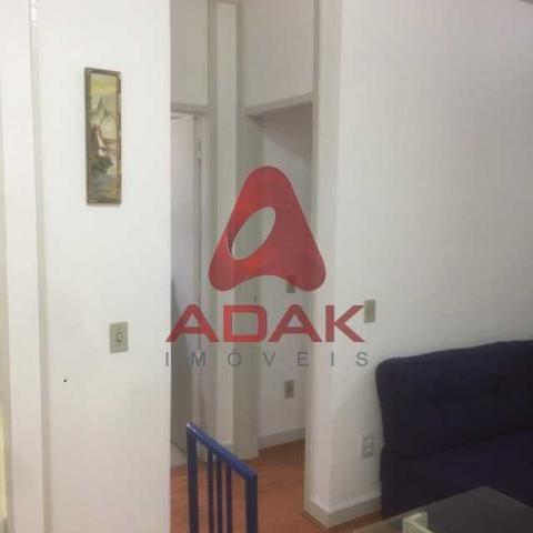Apartamento para alugar com 1 dormitórios em Copacabana, Rio de janeiro cod:CPAP11341 - Foto 8