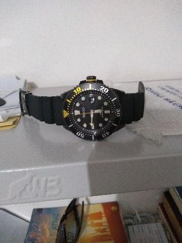 aef4a93379c Relógio Seiko solar prospex 200 MTS - Bijouterias
