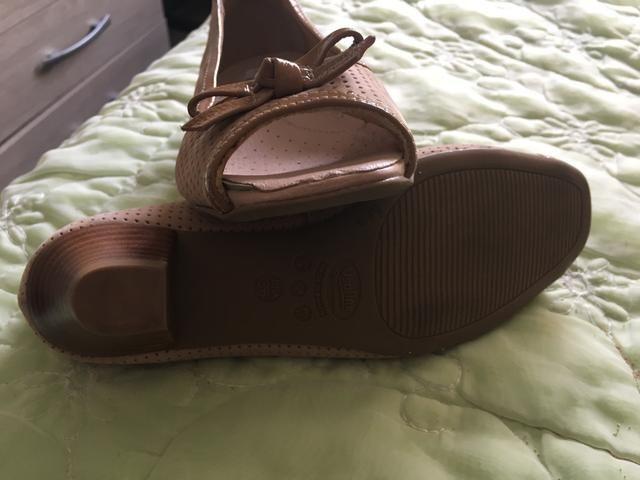 6832ef852 Sapatos Usaflex e Azaleia N 36 - Roupas e calçados - Cristal, Porto ...