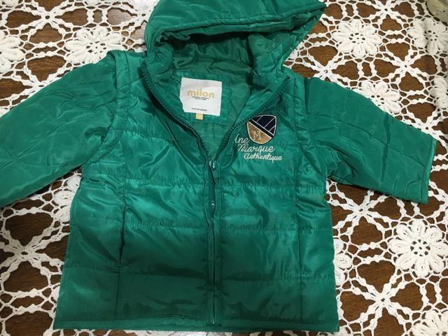 Jaqueta verde Milon