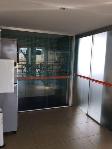 Apartamento 3 qtos Smart Club 77m 1 vaga Aceita apto 2 quartos - Foto 6