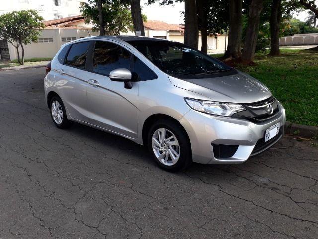 Honda Fit 15/16, automático, unica dona, Urgente R$ 45.900,00 - Foto 2