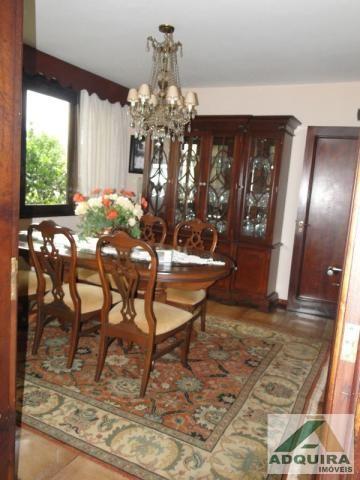Casa com 4 quartos - Bairro Estrela em Ponta Grossa - Foto 5