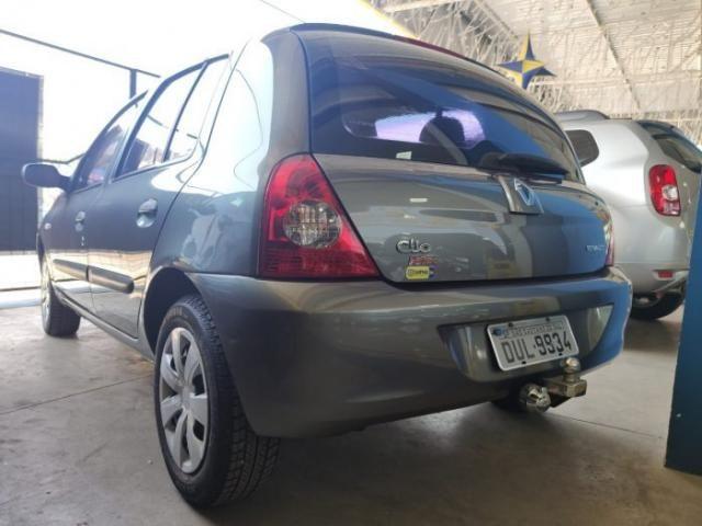 Renault clio hatch 2007 1.0 authentique 16v hi-flex 4p manual - Foto 2