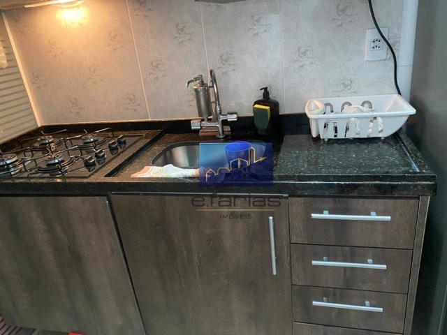 Apartamento com 2 dormitórios à venda, 47 m² por R$ 225.000,00 - Vila Carmosina - São Paul - Foto 6