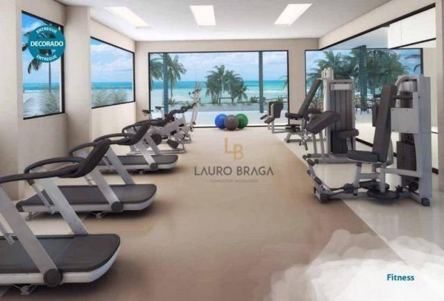 Residencial Riacho Doce Beach Residence Apartamento residencial à venda, Jacarecica, Macei - Foto 8