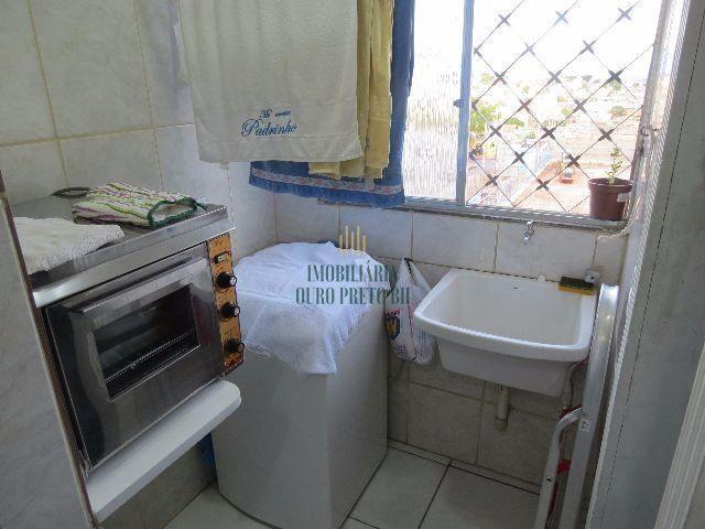 Apartamento à venda com 2 dormitórios em Parque leblon, Belo horizonte cod:2427 - Foto 4
