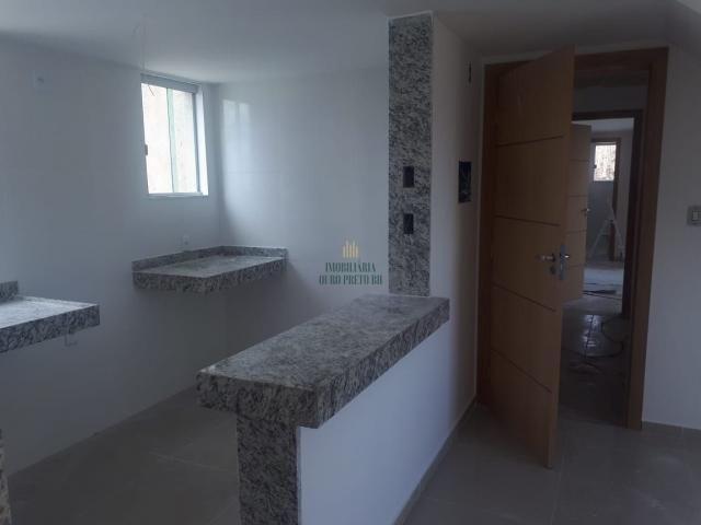 Apartamento à venda com 2 dormitórios em Parque leblon, Belo horizonte cod:4436 - Foto 2