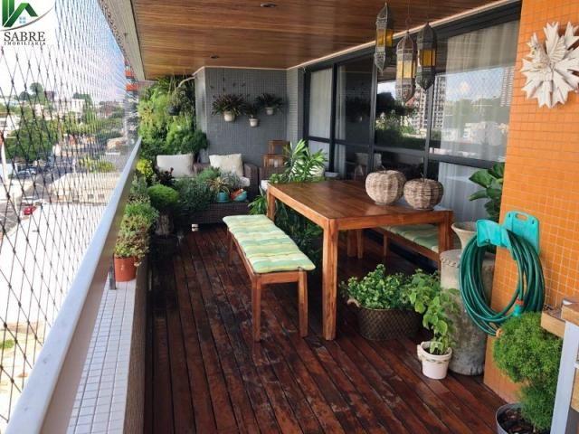 Apartamento 3 suítes a venda, Condomínio Saint Romain, bairro Vieiralves, Manaus-AM - Foto 9