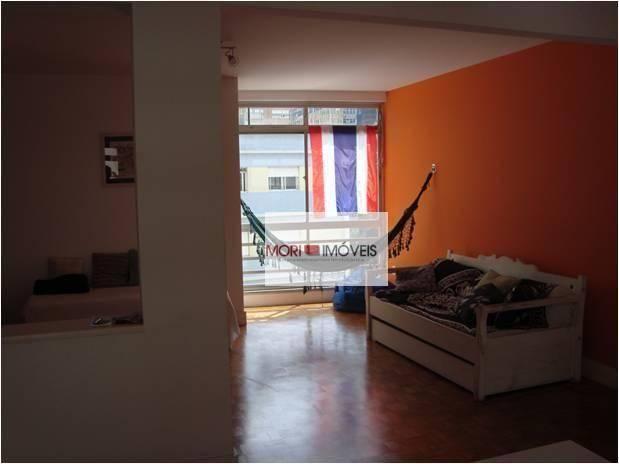 Apartamento com 4 dormitórios para alugar, 124 m² por R$ 4.700,00/mês - Cerqueira César -  - Foto 10