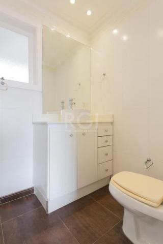 Apartamento à venda com 3 dormitórios em Jardim lindóia, Porto alegre cod:BL1804 - Foto 20