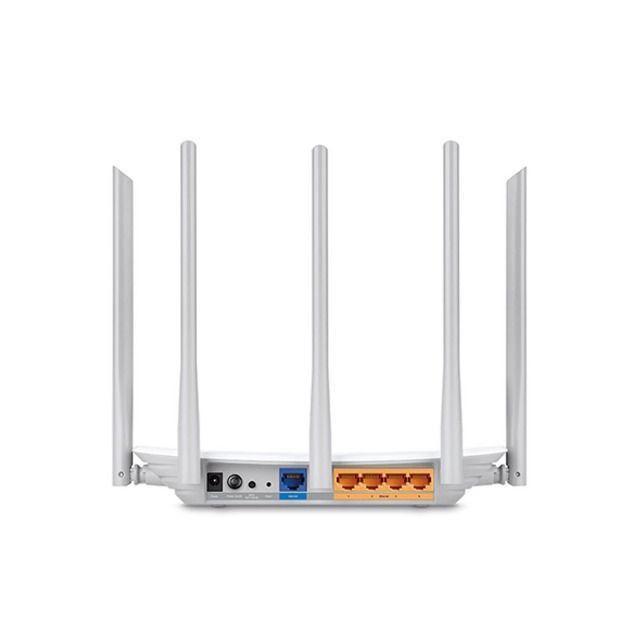 Roteador Wireless Dual Band AC1350 TP-Link - Archer C60 - Loja Fgtec Informática - Foto 2