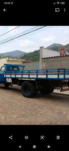 Carroceria caminhão F4000 - Foto 2