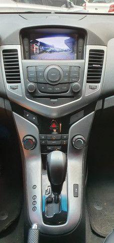 Cruze hatch 2013 automatico gnv e teto - Foto 6