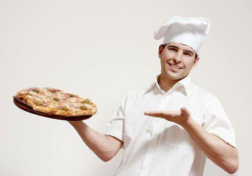 Extra em Pizzaria 80,00/dia aos fds