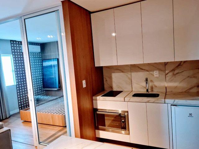 Belíssimo Flat no Edifício Porto Velho Office Mobiliado - Foto 12