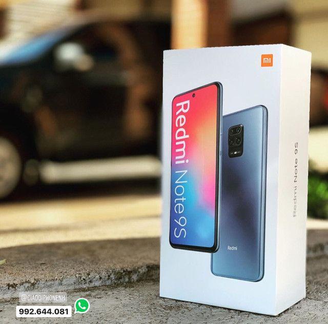 Redmi Note 9S 128gb NOVO - Foto 3