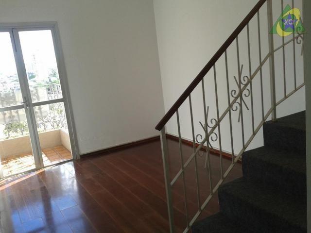 Apartamento residencial para locação, Jardim Chapadão, Campinas. - Foto 3