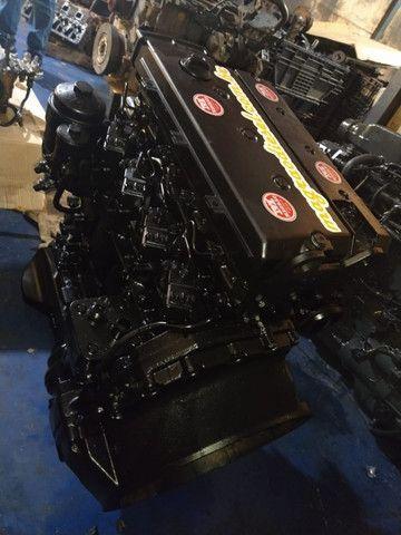 Motor M. Benz OM 904/924 La