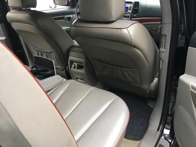 Santa Fe 2.7 mpfi gls 7 Lugares V6 24V Gasolina 4P Automático - Foto 13