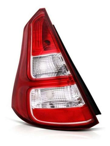Lanterna Traseira Renault Sandero 2012 2013 2014 Vermelha - Foto 5