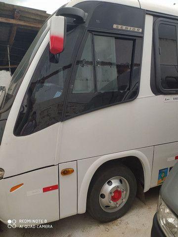 Micro ônibus senior 9150 mwm executivo - Foto 9