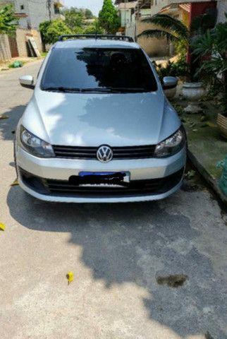 VW-VOLKSWAGEM SAVEIRO CONDIÇÕES 100% - Foto 4