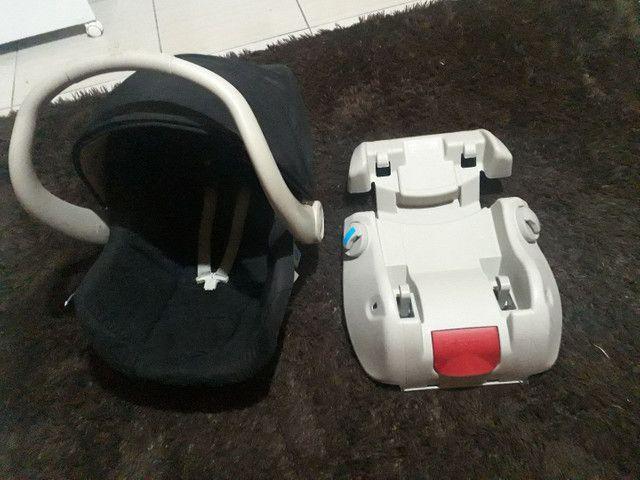 Bebê conforto com base R$250,00 - Foto 5