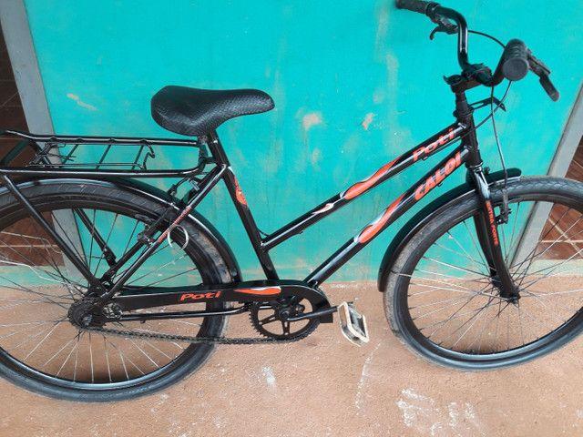 Vendo essa linda bicicleta poti 250 entrego.  - Foto 2