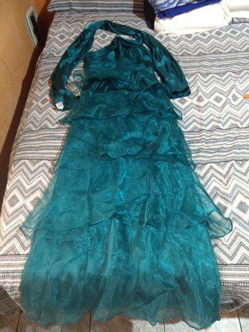 Vestido de festas longo - Foto 4
