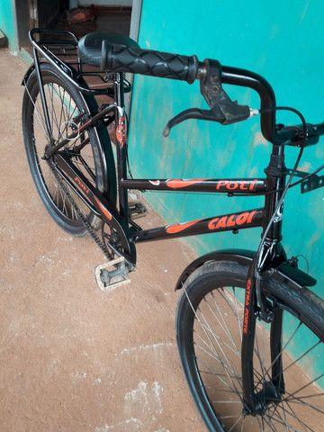 Vendo essa linda bicicleta poti 250 entrego.  - Foto 4