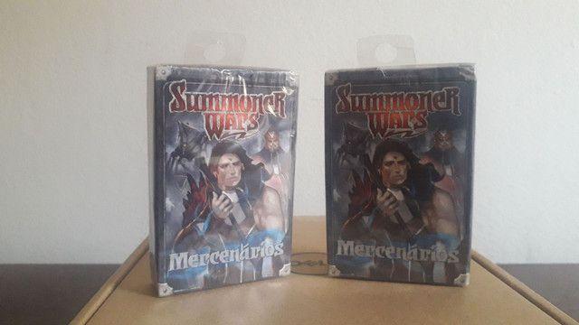 Summoner Wars Mercenários lacrado