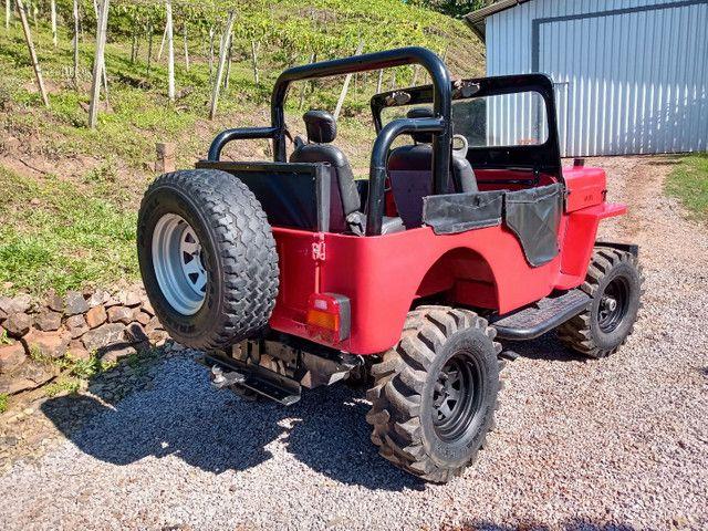 Jeep a diesel - Foto 6
