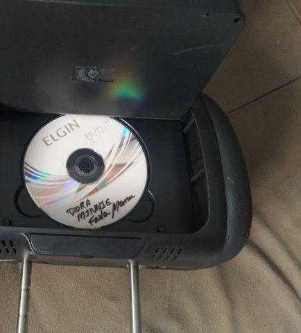Tela com Dvd/Pen drive para encosto de.cabeca  - Foto 2