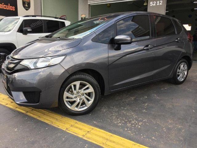 Honda Fit Dx Ano 2017 Automático - Único Dono - Ipva Pago - Foto 3